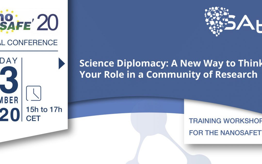 SAbyNA Science Diplomacy workshop sheds new light on communities of research